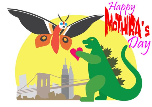Mothras Day